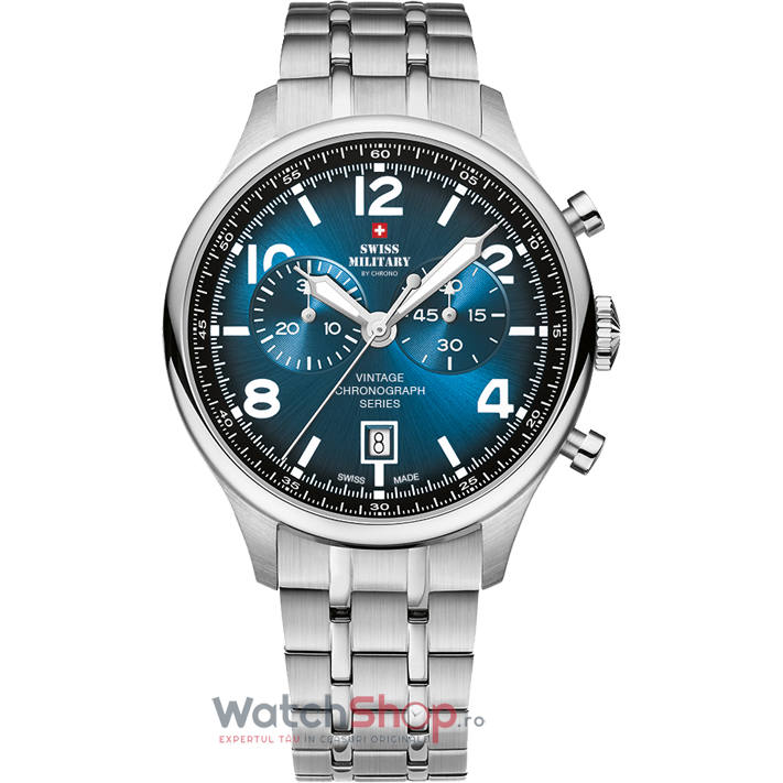 Ceas Swiss Military by CHRONO SM30192.03 barbatesc de mana