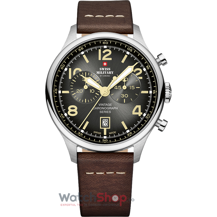Ceas Swiss Military by CHRONO SM30192.04 barbatesc de mana