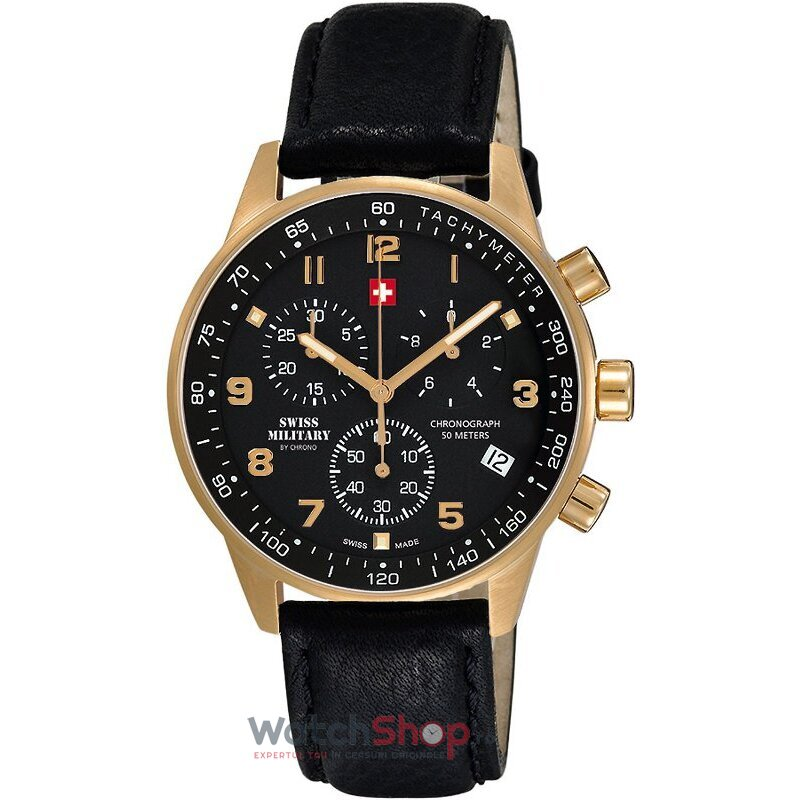 Ceas Swiss Military by CHRONO SM34012.10 Cronograf barbatesc de mana