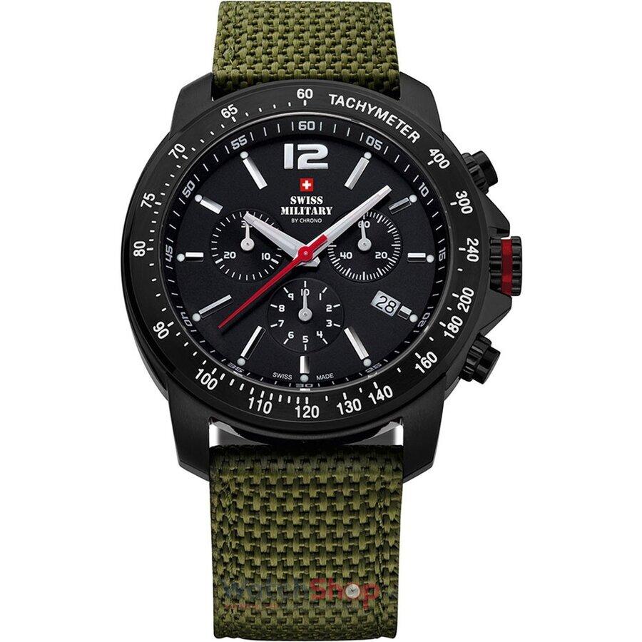 Ceas SwissMilitary by CHRONO SM34033.07 Cronograf barbatesc de mana