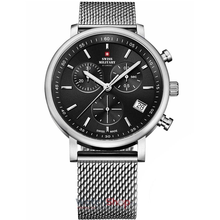 Ceas Swiss Military by CHRONO SM34058.01 barbatesc de mana