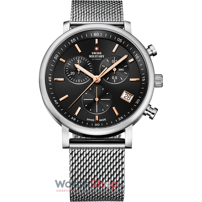 Ceas Swiss Military by CHRONO SM34058.03 barbatesc de mana