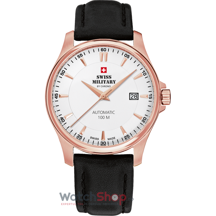 Ceas Swiss Military by CHRONO SMA34025.10 barbatesc de mana