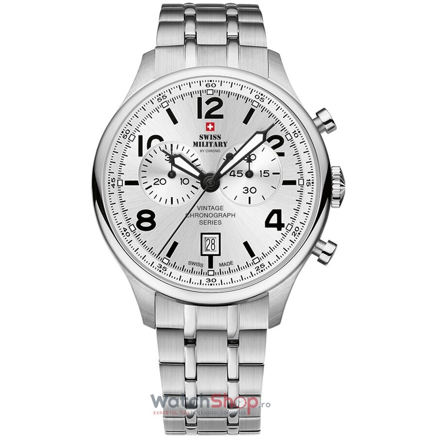 Ceas Swiss Military by Chrono SM30192.02 barbatesc de mana