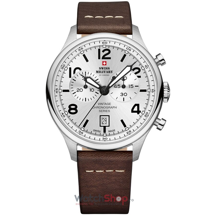 Ceas Swiss Military by Chrono SM30192.05 barbatesc de mana