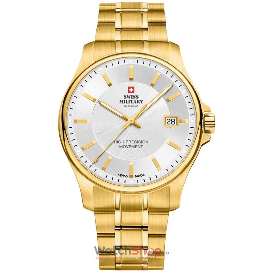 Ceas Swiss Military by Chrono SM30200.09 barbatesc de mana
