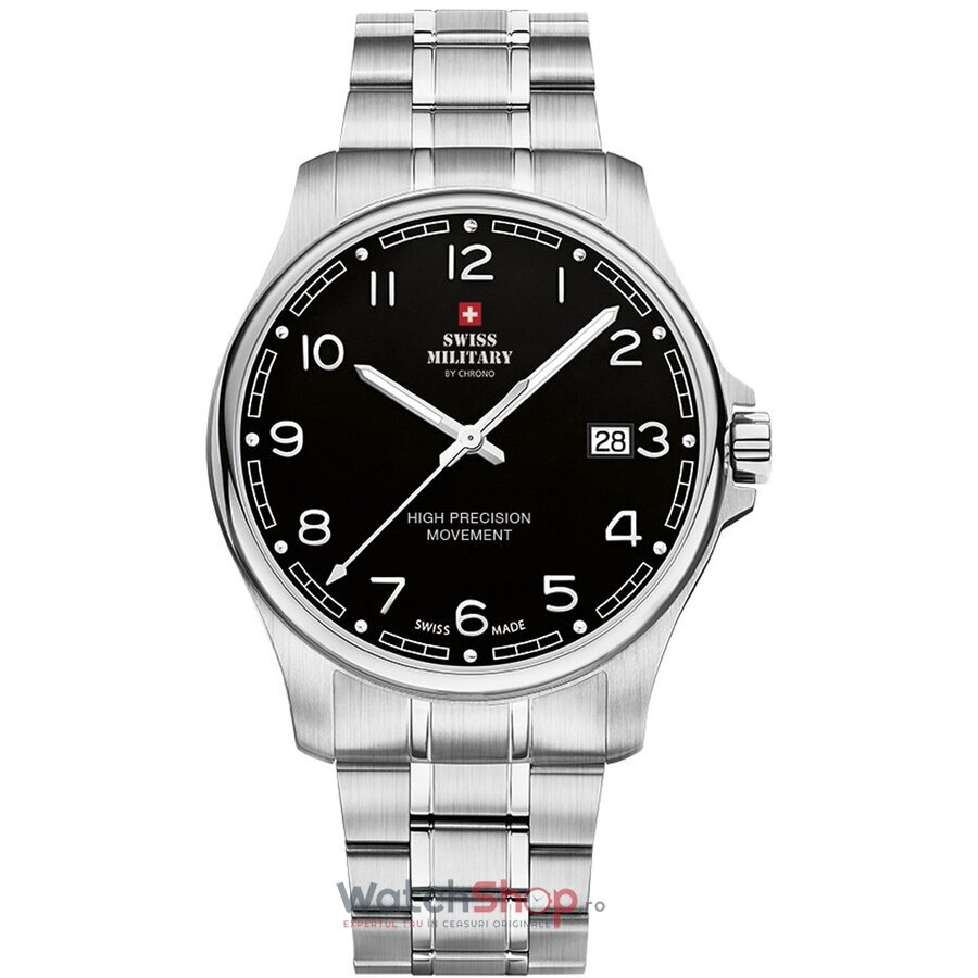 Ceas Swiss Military by Chrono SM30200.16 original barbatesc