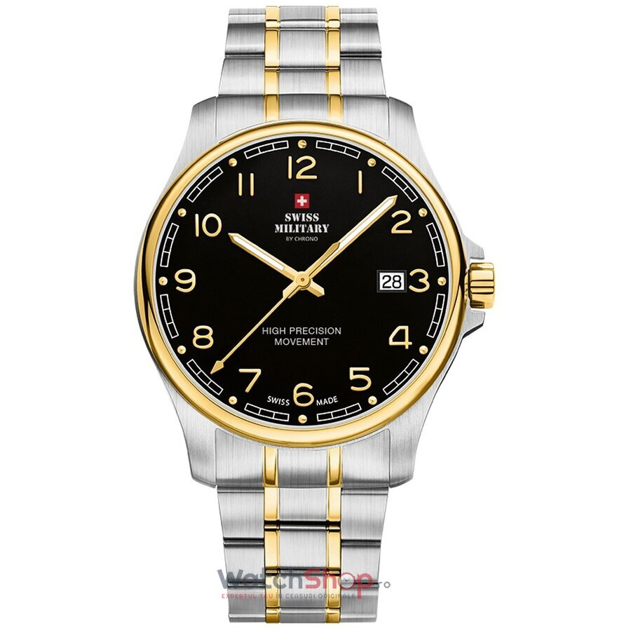 Ceas Swiss Military by Chrono SM30200.19 barbatesc de mana