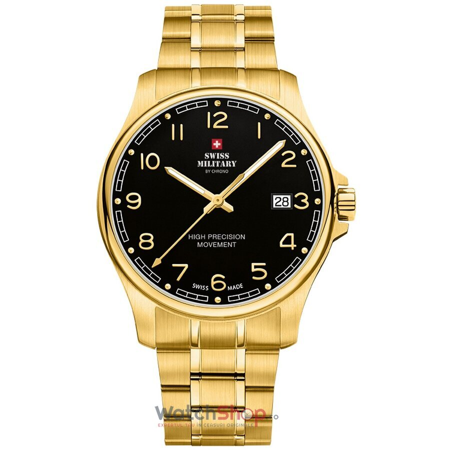 Ceas Swiss Military by Chrono SM30200.22 barbatesc de mana