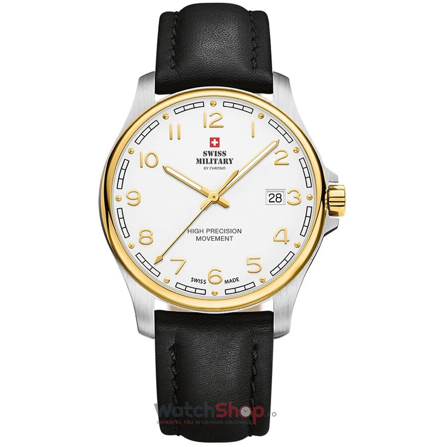 Ceas Swiss Military by Chrono SM30200.28 original barbatesc