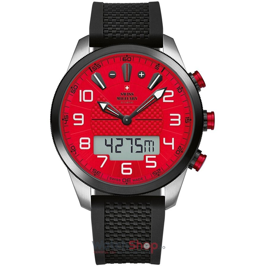 Ceas Swiss Military by Chrono SM34061.02 Cronograf barbatesc de mana