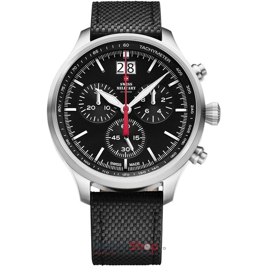 Ceas Swiss Military by Chrono SM34064.01 Cronograf barbatesc de mana