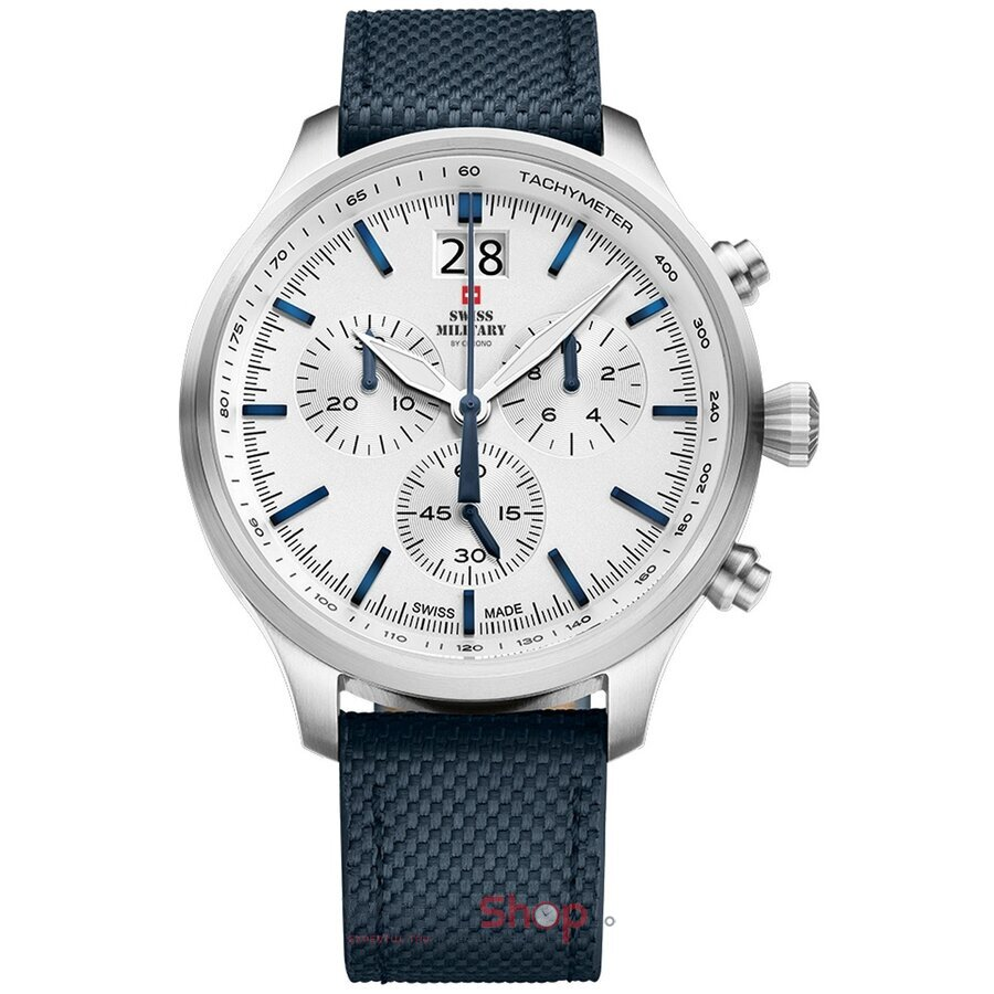 Ceas Swiss Military by Chrono SM34064.02 Cronograf barbatesc de mana