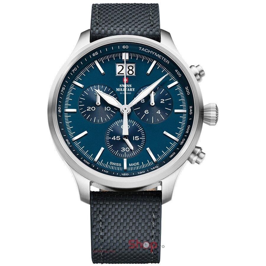 Ceas SwissMilitary by Chrono SM34064.03 Cronograf barbatesc de mana