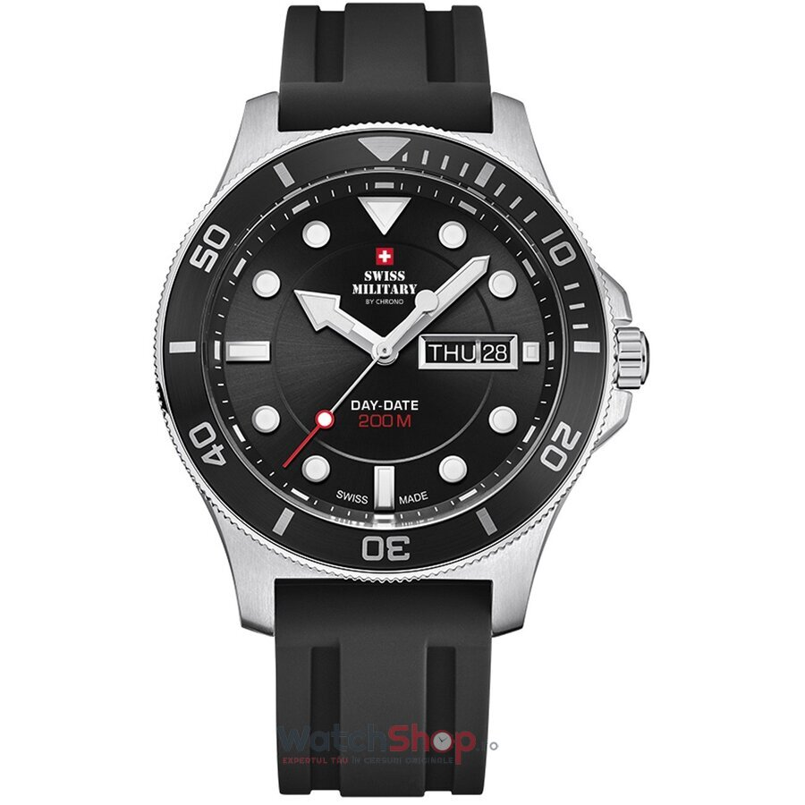 Ceas Swiss Military by Chrono SM34068.07 barbatesc de mana