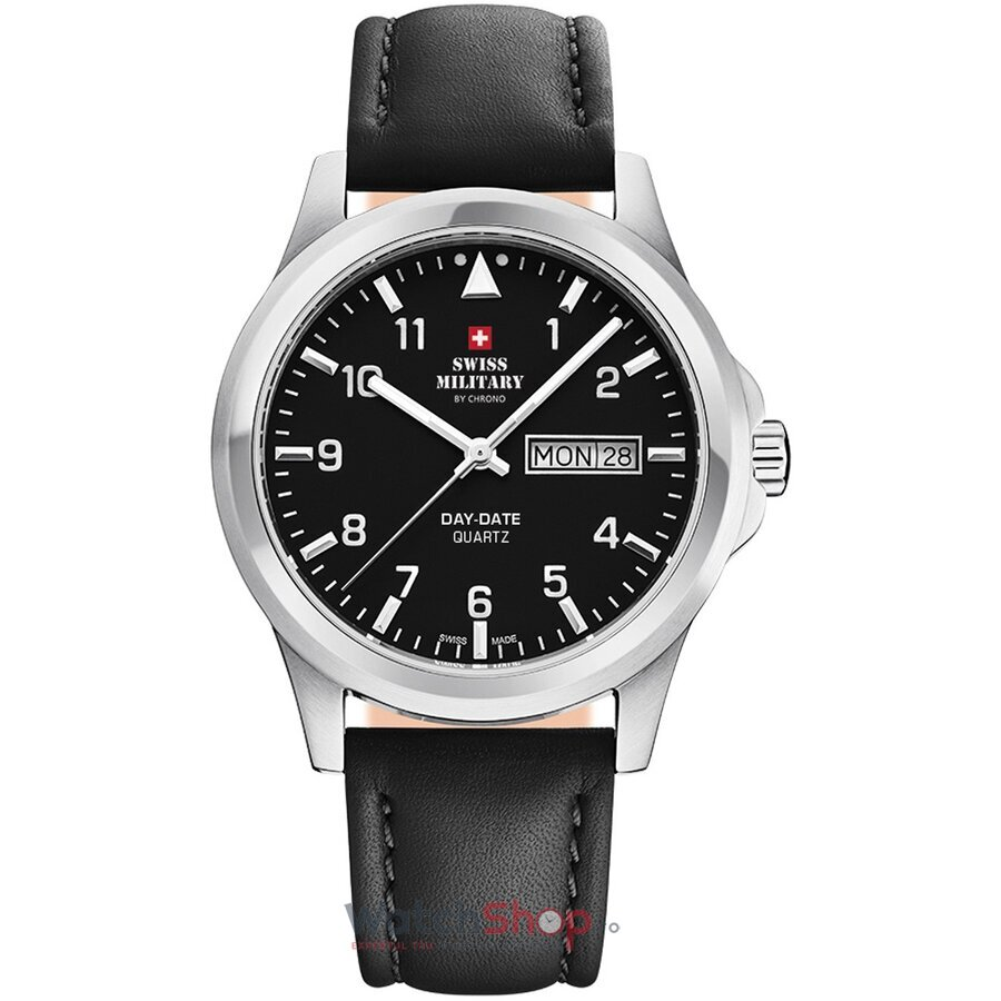 Ceas Swiss Military by Chrono SM34071.01 original barbatesc