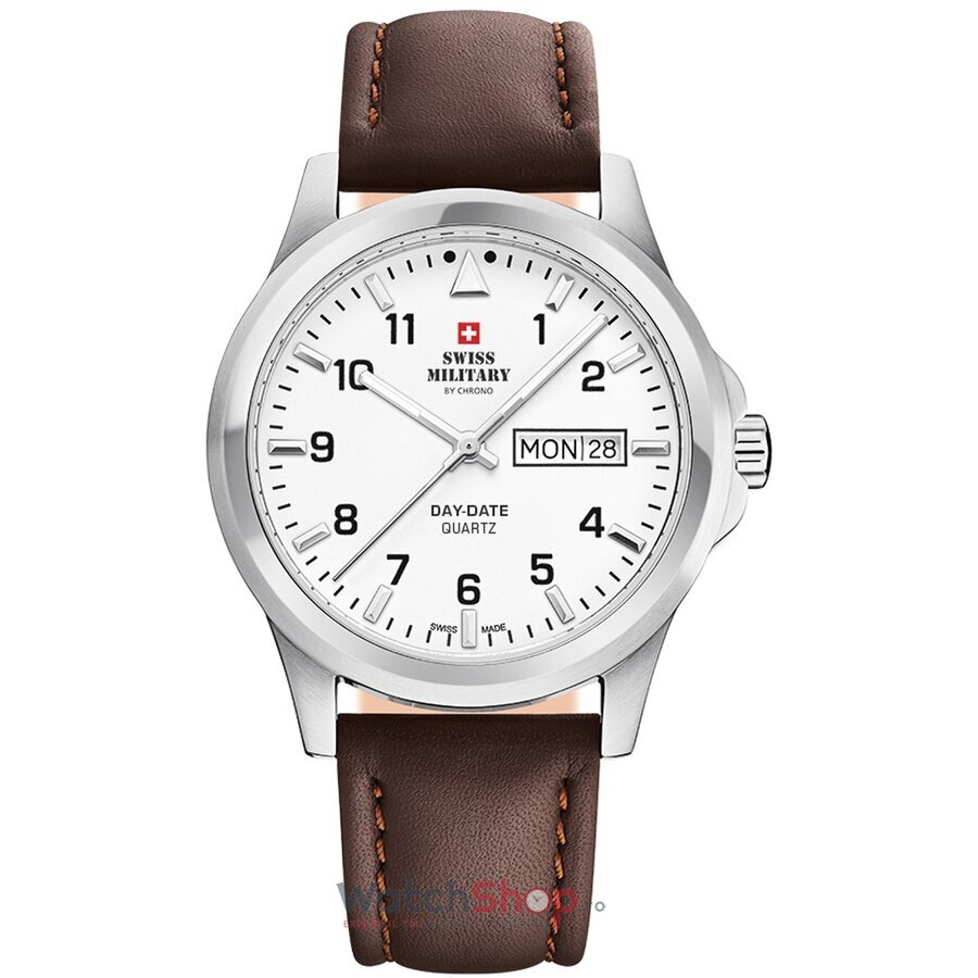 Ceas Swiss Military by Chrono SM34071.02 original barbatesc