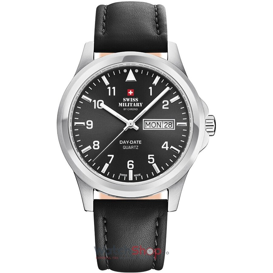 Ceas Swiss Military by Chrono SM34071.04 original barbatesc
