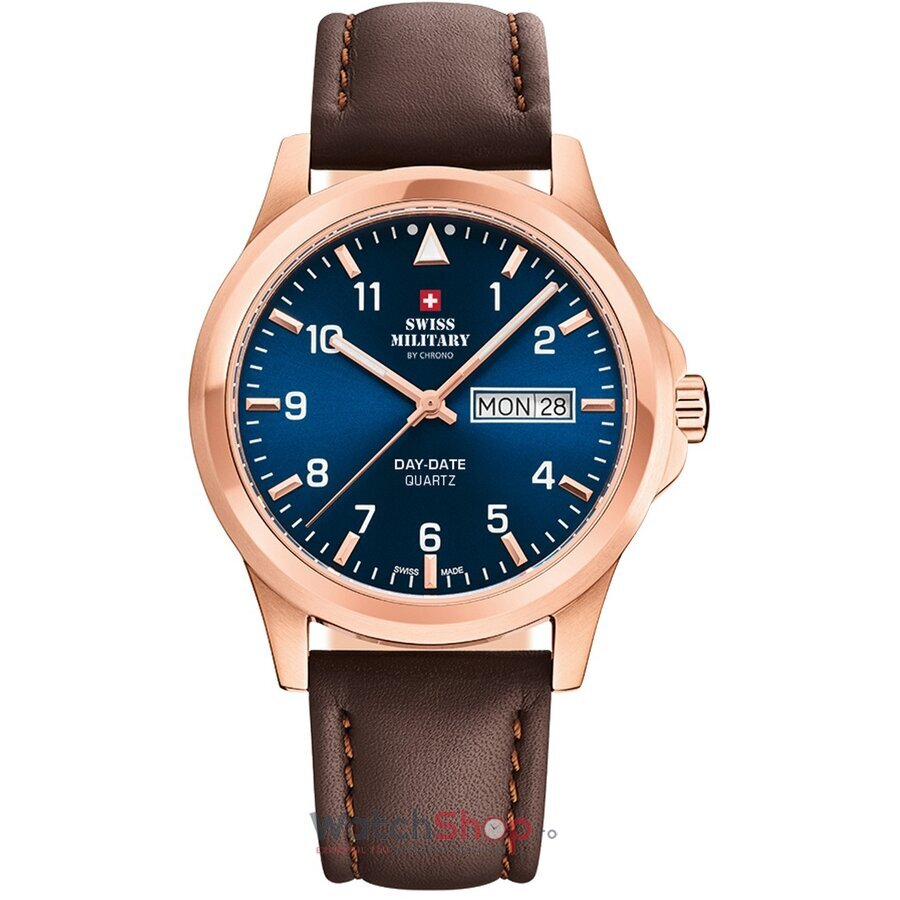 Ceas Swiss Military by Chrono SM34071.08 original barbatesc