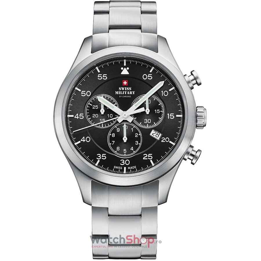 Ceas Swiss Military by Chrono SM34076.01 Cronograf barbatesc de mana