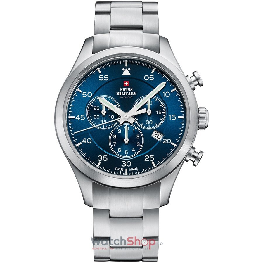 Ceas Swiss Military by Chrono SM34076.02 Cronograf barbatesc de mana