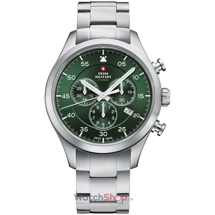 Ceas Swiss Military by Chrono SM34076.03 Cronograf barbatesc de mana