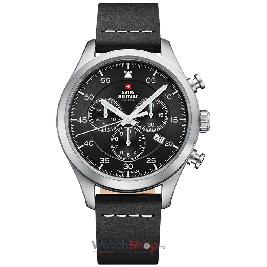 Ceas Swiss Military by Chrono SM34076.04 Cronograf barbatesc de mana