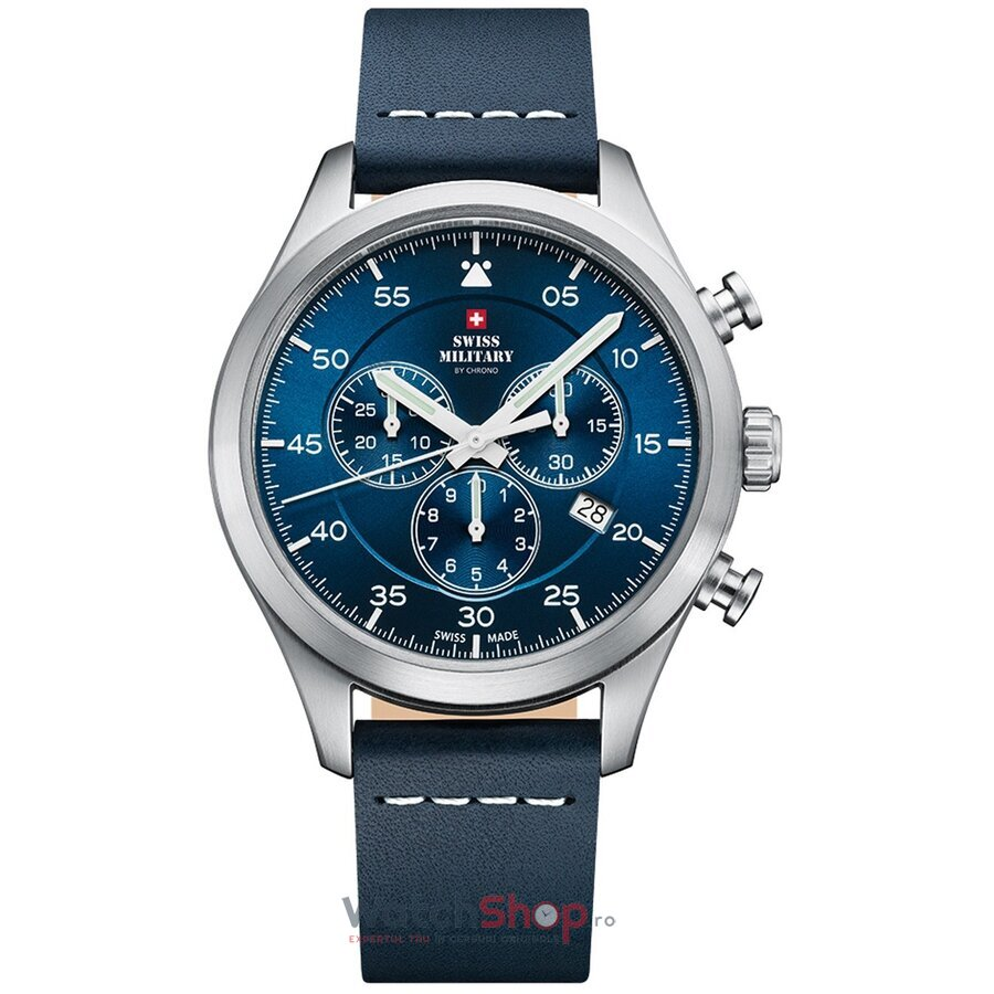 Ceas Swiss Military by Chrono SM34076.05 Cronograf barbatesc de mana