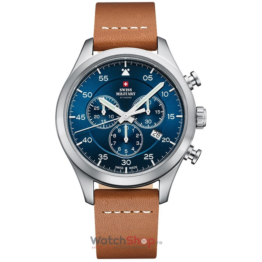 Ceas Swiss Military by Chrono SM34076.06 Cronograf barbatesc de mana