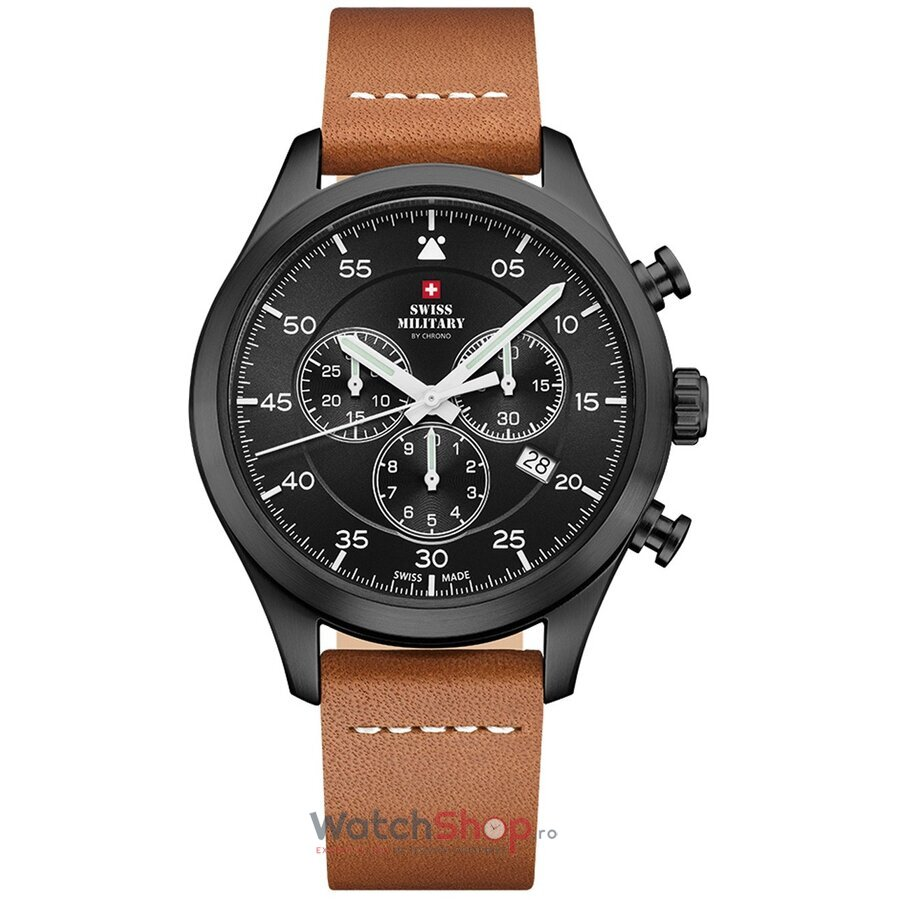 Ceas Swiss Military by Chrono SM34076.08 Cronograf barbatesc de mana