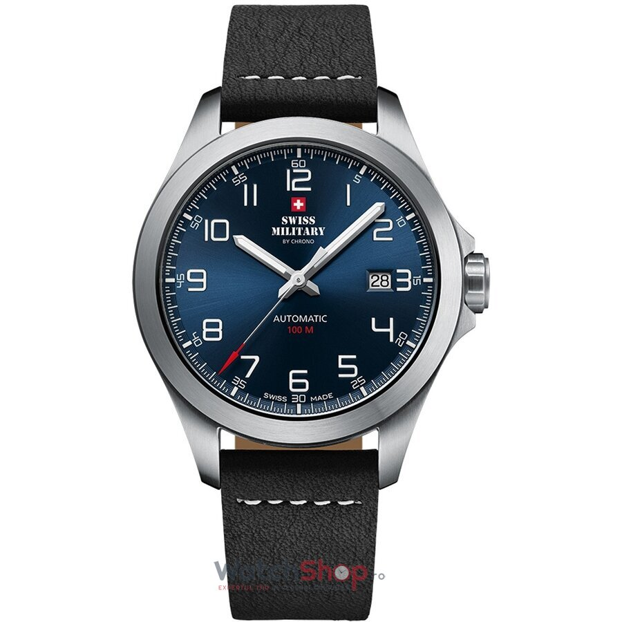 Ceas Swiss Military by Chrono SMA34077.02 Automatic barbatesc de mana
