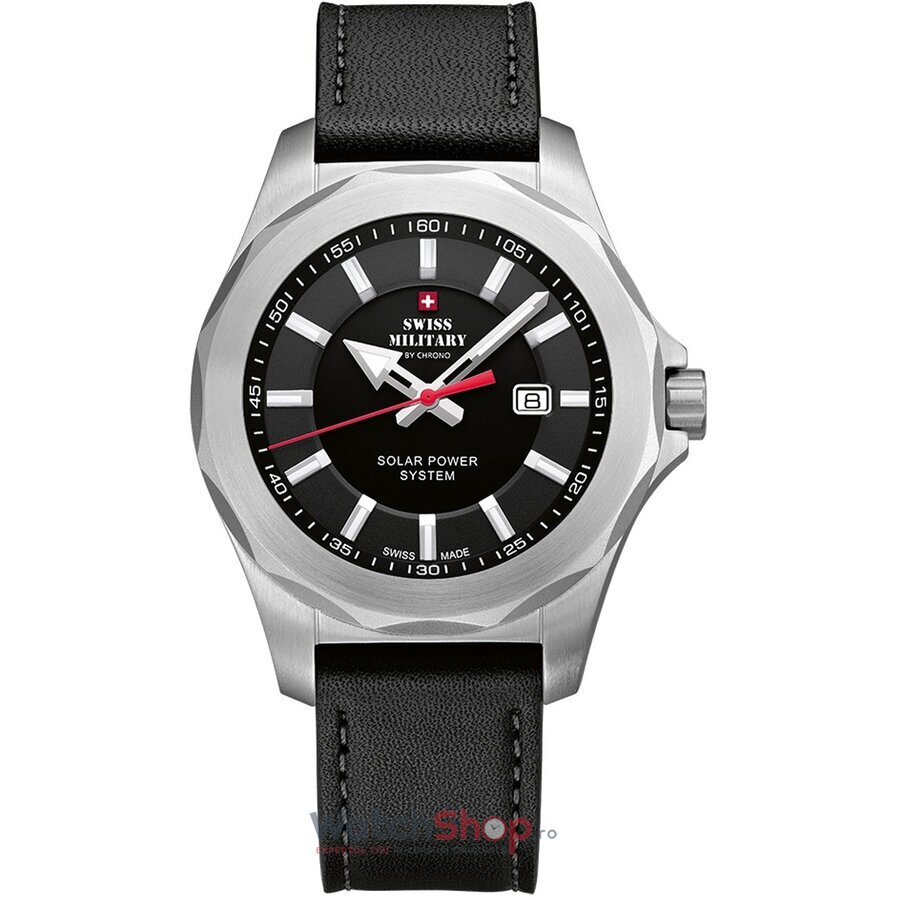Ceas Swiss Military by Chrono SMS34073.04 Solar barbatesc de mana