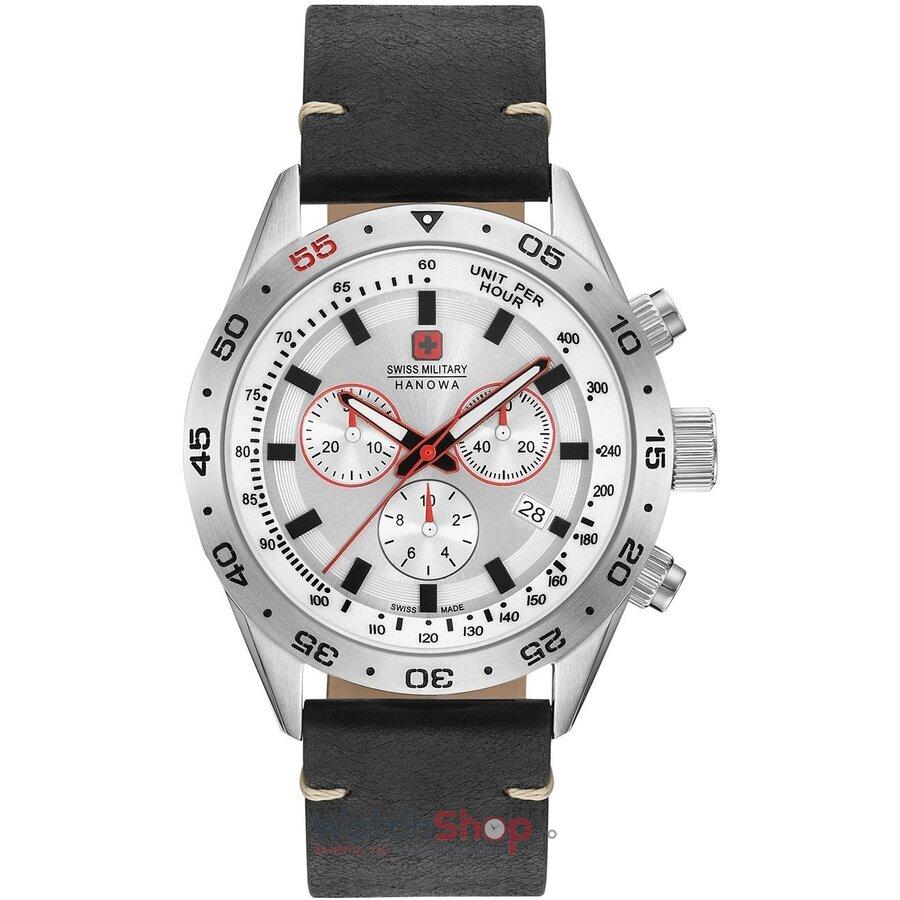 Ceas SwissMilitary by Hanowa Air 06-4318.04.001 Challenger Pro Cronograf barbatesc de mana