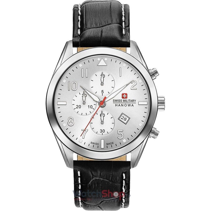 Ceas SwissMilitary by Hanowa Helvetus 06-4316.04.001 Cronograf barbatesc de mana