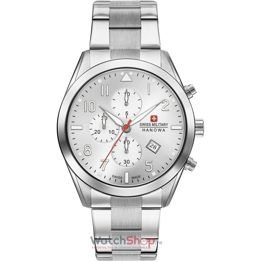 Ceas SwissMilitary by Hanowa Helvetus 06-5316.04.001 Cronograf barbatesc de mana