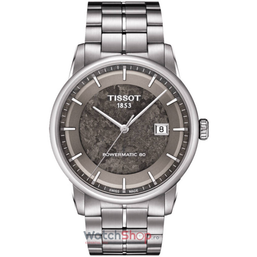 Ceas Tissot SPECIAL COLLECTION T086.407.11.061.10 Luxury Automatic barbatesc de mana