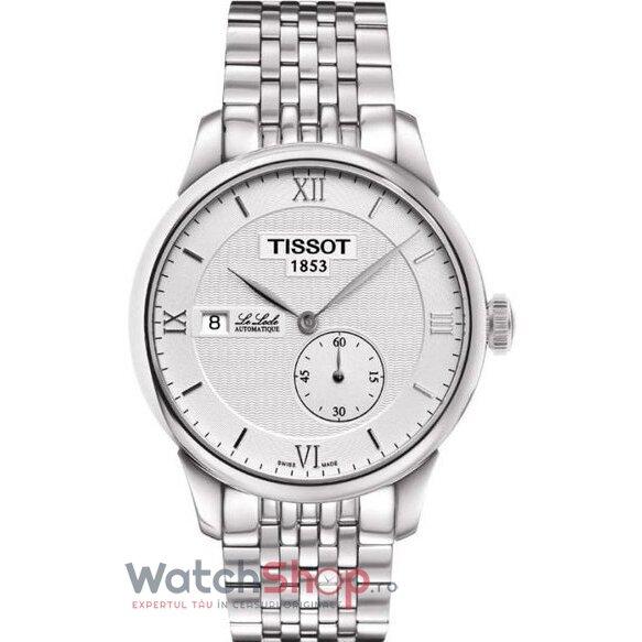 Ceas Tissot T-CLASSIC T006.428.11.038.00 Le Locle Automatic Pettite Seconde barbatesc de mana