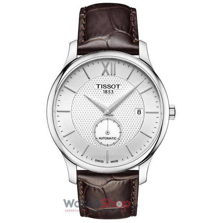 Ceas Tissot T-CLASSIC T063.428.16.038.00 Tradition Automatic barbatesc de mana