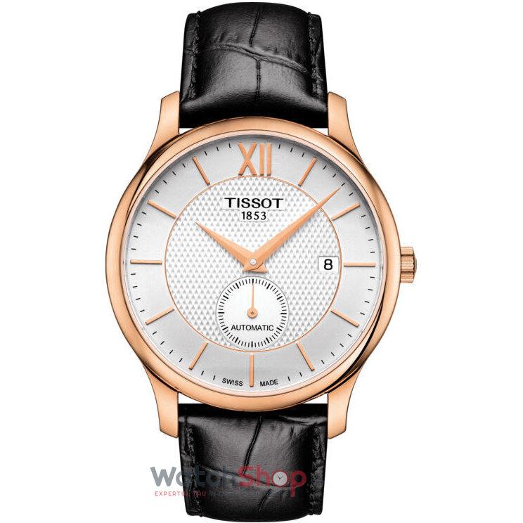 Ceas Tissot T-CLASSIC T063.428.36.038.00 Tradition Automatic barbatesc de mana