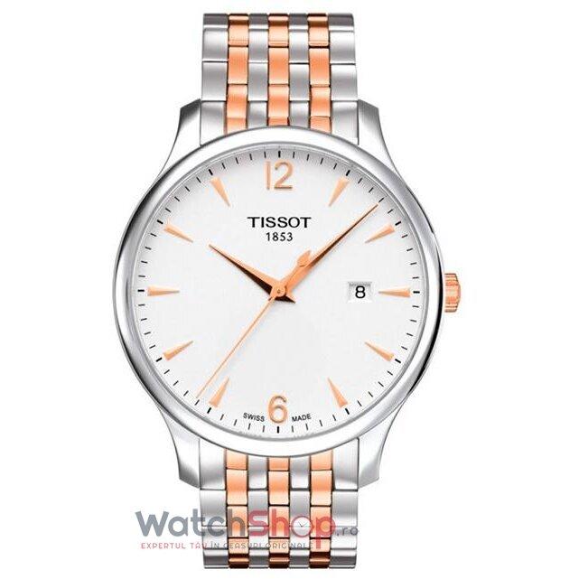 Ceas Tissot T-CLASSIC T063.610.22.037.01 barbatesc de mana