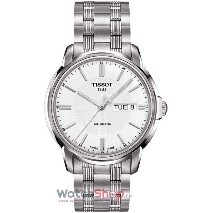 Ceas Tissot T-CLASSIC T065.430.11.031.00 Automatics III barbatesc de mana