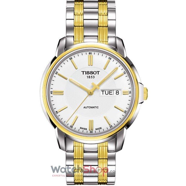 Ceas Tissot T-CLASSIC T065.430.22.031.00 Automatics III barbatesc de mana