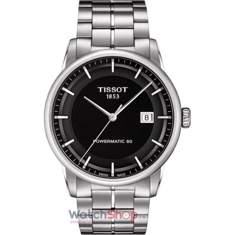 Ceas Tissot T-CLASSIC T086.407.11.051.00 Luxury Automatic barbatesc de mana
