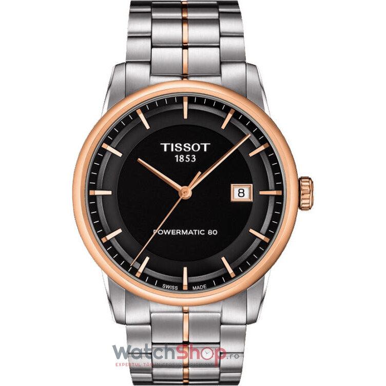 Ceas Tissot T-CLASSIC T086.407.22.051.00 Luxury Automatic barbatesc de mana