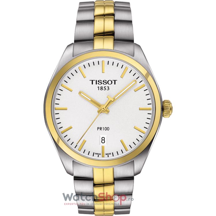Ceas Tissot T-CLASSIC T101.410.22.031.00 PR 100 barbatesc de mana