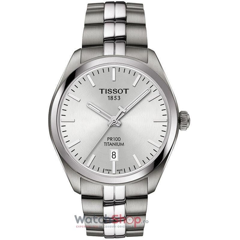 Ceas Tissot T-CLASSIC T101.410.44.031.00 PR 100 Titanium barbatesc de mana
