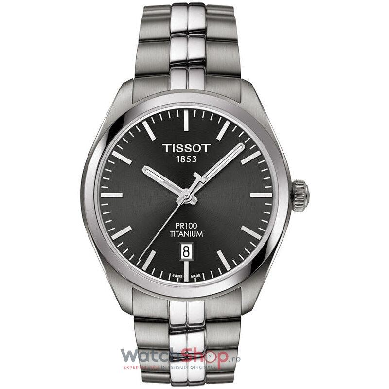 Ceas Tissot T-CLASSIC T101.410.44.061.00 PR 100 Titanium barbatesc de mana