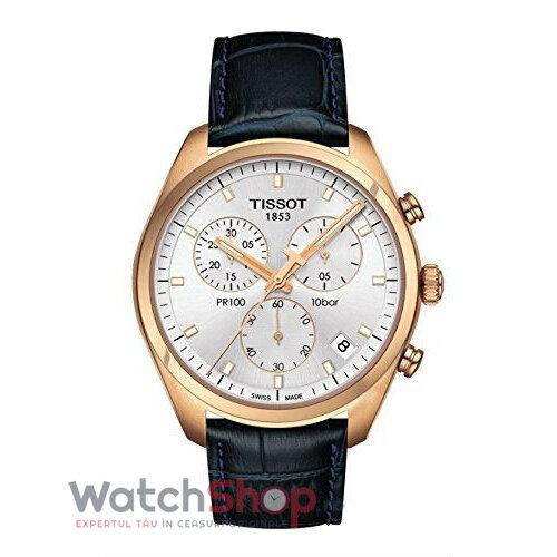 Ceas Tissot T-CLASSIC T101.417.36.031.00 PR 100 Cronograf barbatesc de mana