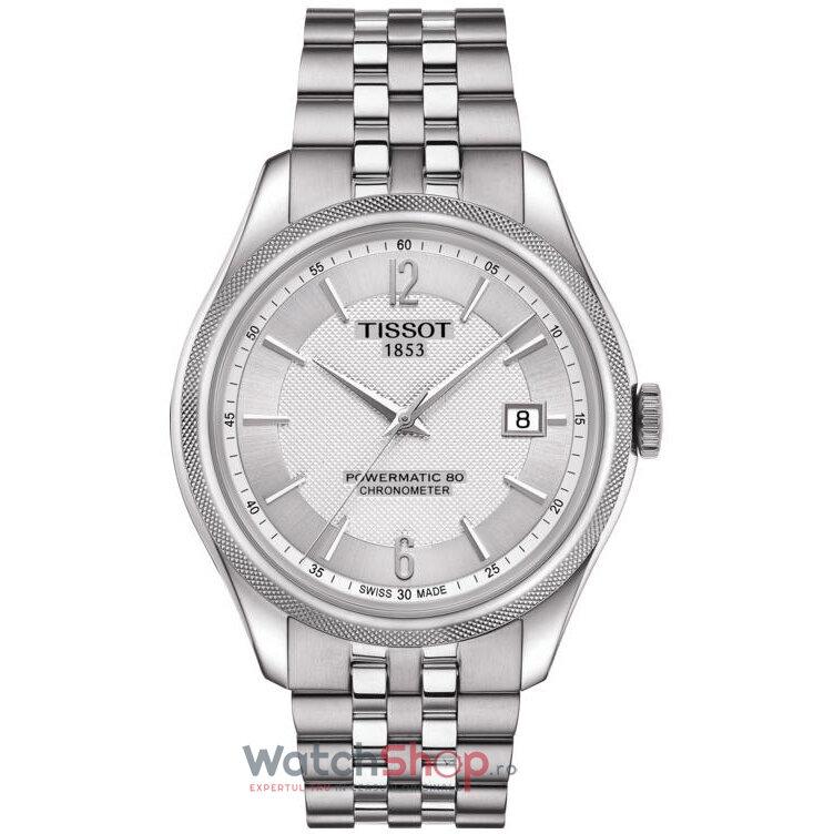 Ceas Tissot T-CLASSIC T108.408.11.037.00 Ballade Powermatic 80 COSC barbatesc de mana