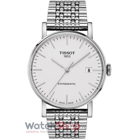 Ceas Tissot T-CLASSIC T109.407.11.031.00 Everytime Swissmatic barbatesc de mana